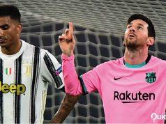 Juventus vs Barcelona