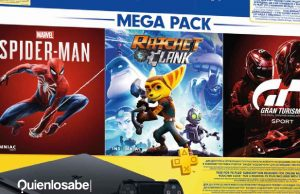 PS4 Mega Pack