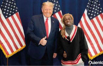 Raperos Donald Trump