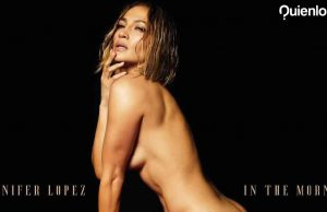 Jennifer Lopez se desnuda