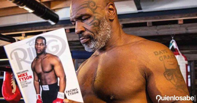 Mike Tyson regreso