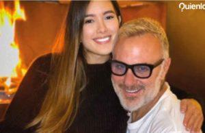 Gianluca Vacchi hija paladar hendido