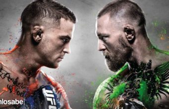 Conor McGregor vs Dustin Poirier 2