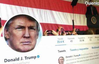 Donald Trump tài khoản Twitter