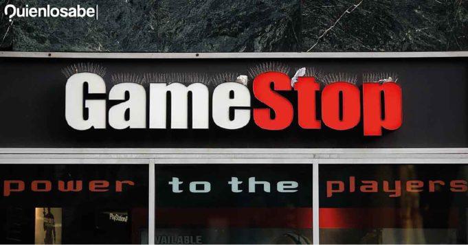 acciones GameStop GME