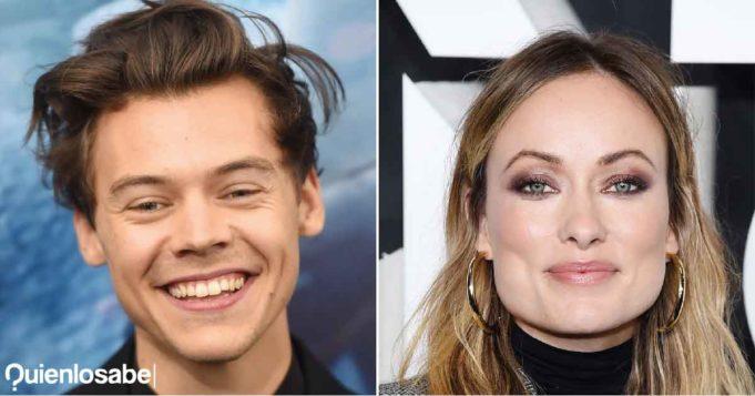 Harry Styles y Olivia Wilde