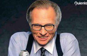 Larry King hospitalizado covid 19