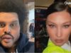 The Weeknd Bella Hadid