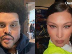 Bella Hadid của The Weeknd