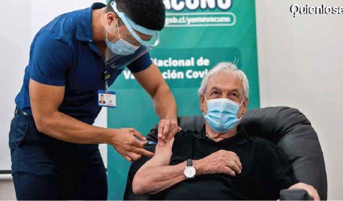 Chile vacunación