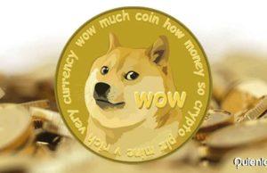 Dogecoin precio