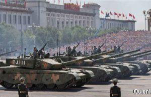China guerra Xi Jinping