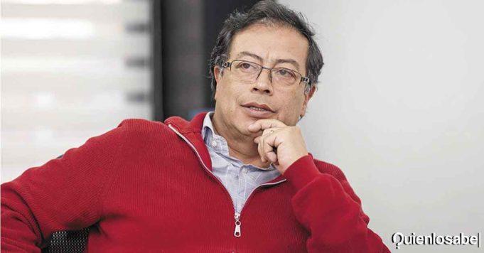 Gustavo Petro entrevista semana