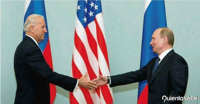 Joe Biden Putin asesino