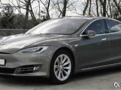 Tesla acción por qué