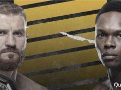 UFC 259 horario