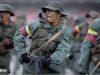 confrontation farc armée du Venezuela