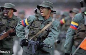 противостояние фарк армии Венесуэлы