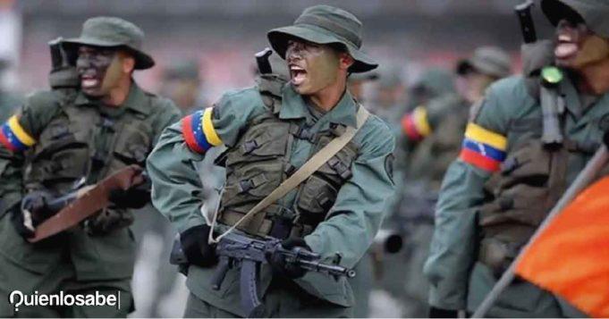 enfrentamiento farc ejército de Venezuela