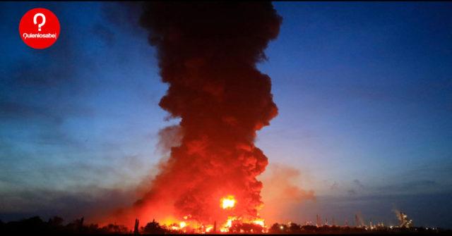 incendio indonesia