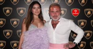 Gianluca Vacchi et Sharon Fonseca