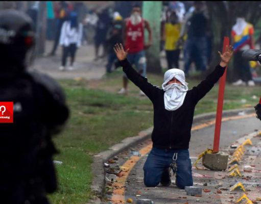 que esta pasando en Colombia