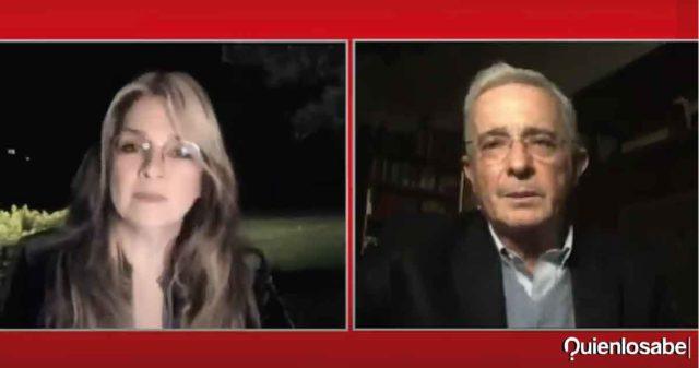 Álvaro Uribe entrevista Semana