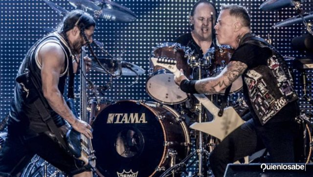 Metallica J Balvin