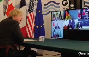 g7 reunión 2021