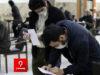 Teheran vota