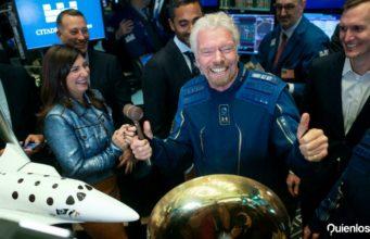 Richard Branson vencerá a Jeff Bezos