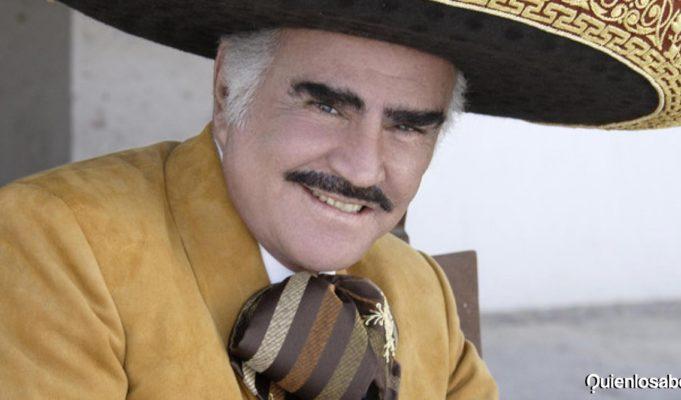 hospitalizan a Vicente Fernández