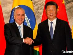 influencia China en Latinoamérica