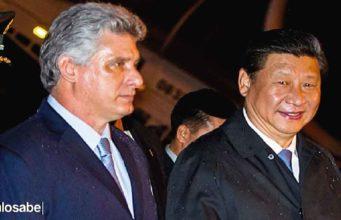 China Huawei Cuba