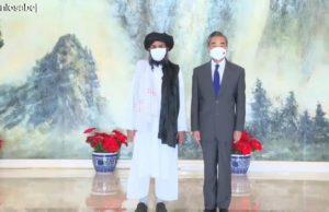 China talibanes