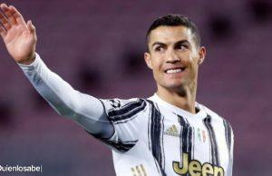 Cristiano Ronaldo sale de la Juventus