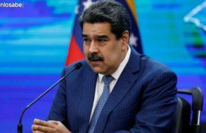Maduro diálogo