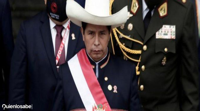 Pedro Castillo minería Perú