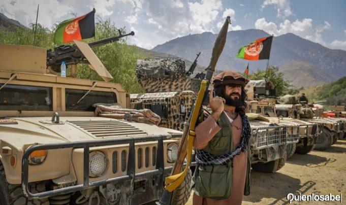 Resistencia en Afganistán