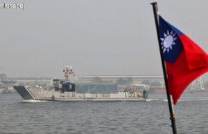 China Taiwán invasión