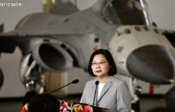 tensión china Taiwán